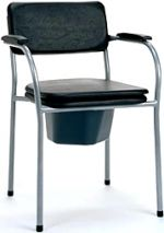 Commode chair Vermeiren 9060 - Deposit
