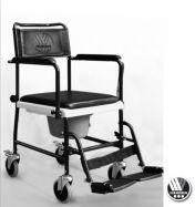 Комбиниран стол за баня и тоалет Vermeiren 139B