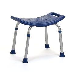 Стол за баня Vermeiren ДЖИЛ - бял