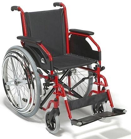Рингова инвалидна количка Vermeiren 708 ХЕМИ 2