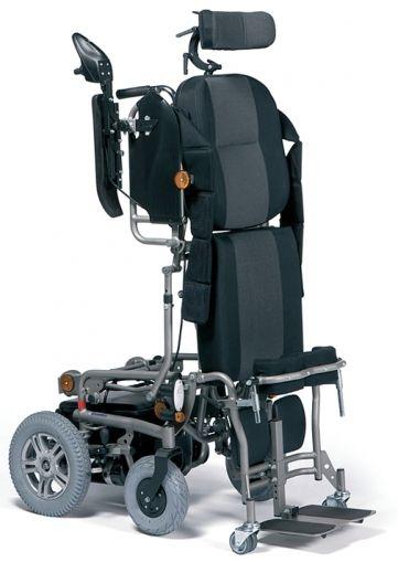 Електрическа инвалидна количка Vermeiren СКУОД Stand up