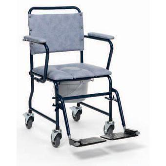 Комбиниран стол за тоалет и баня Vermeiren 9139