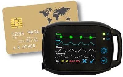 Скрийнингово устройство – SOMNOtouch NIBP