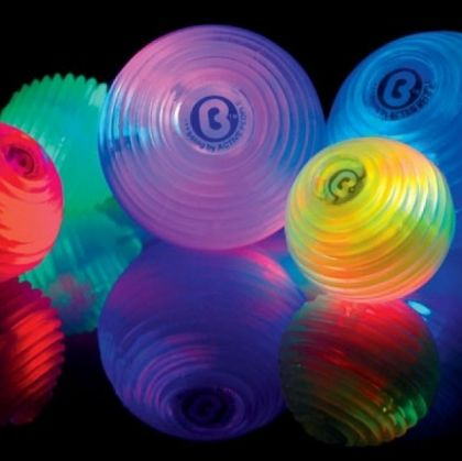 Светеща топка