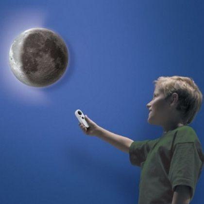 Стайна луна
