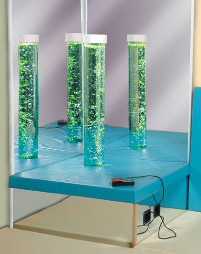 Цялостен подиум за водна кула с мехурчета