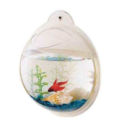 Мехурче с рибка