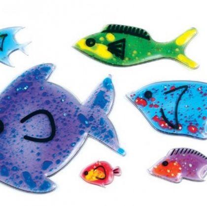 Меки блестящи рибки