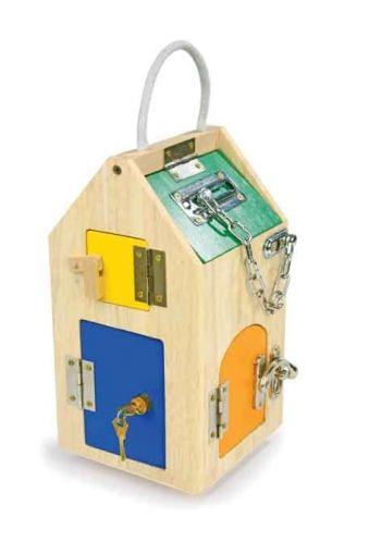 Кутия с ключалки