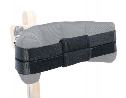 Колан за фиксиране на главата за терапевтичен стол за деца с увреждания ЗЕБРА