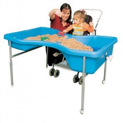 Поставка за игра с пясък и вода - Пясъчен часовник