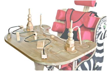 Маса за мануална терапия за терапевтичен стол за деца с увреждания