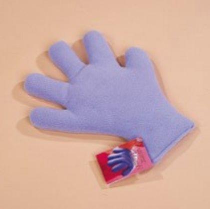Пухкава масажна ръкавица