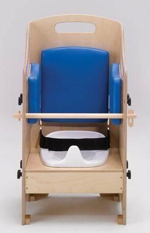 Адаптивен тоалетен стол за деца с увреждания