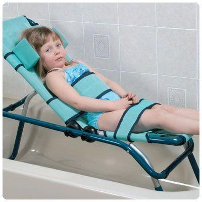 Стол за баня за деца с увреждания Делфин