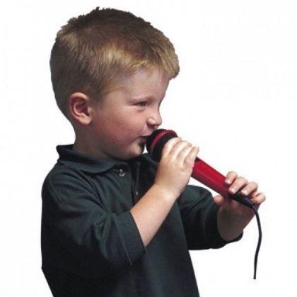 Реагиращ на звуци микрофон