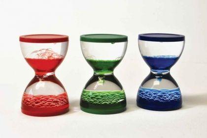 Течни часовници