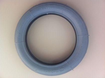 Външна гума за инвалидна количка РУБЕНА размер 7 x 1 3/4 сива