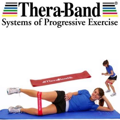 Еластична примка Thera Band 7,6 x 30,5 см