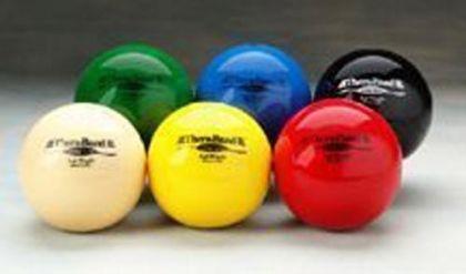Комплект от 6 меки тежести (топки) Thera Band