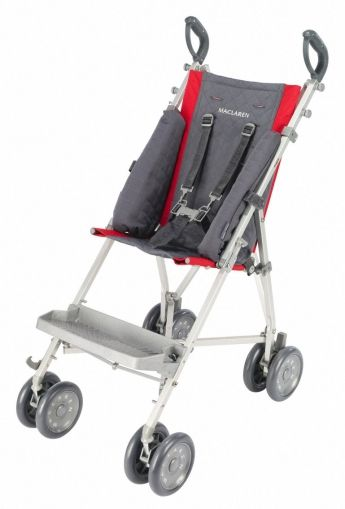 Странични тапицирани опори за количка Макларън - чифт