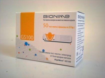 Тест- ленти GS100 (50)