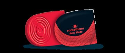 Ортопедични стелки Sorbothane Heel Pads