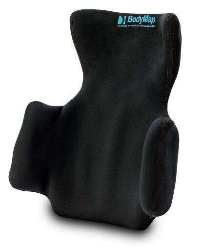 Позиционираща облегалка със странични опори BodyMap С