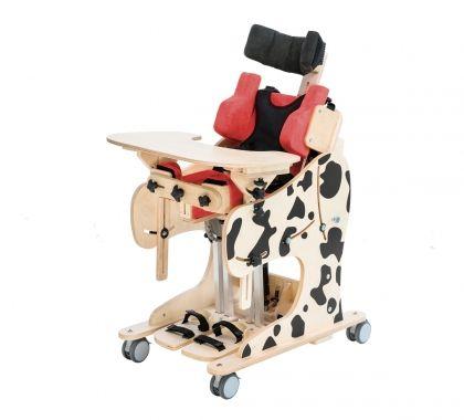 Терапевтичен стол и вертикализатор за деца с увреждания ДАЛМАТИНЕЦ - Мануален