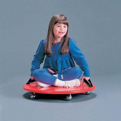 Терапевтичен диск на колела