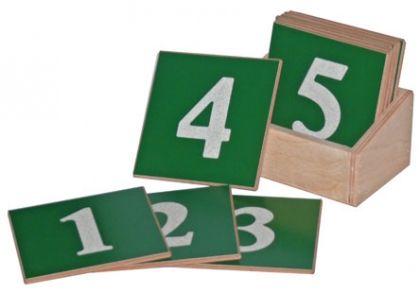 Опесъчени-грапави цифри