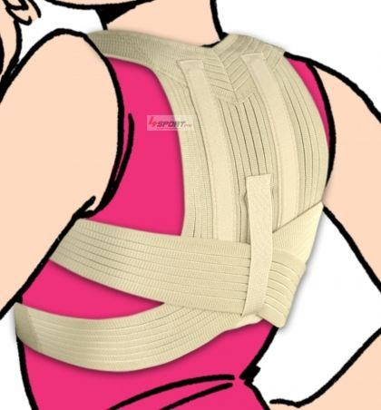 Колан за гърди и рамене с анатомични ленти AM-PES-01