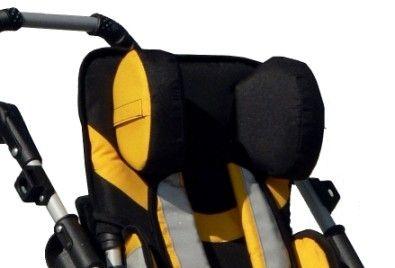 Регулируема опора за главата за количка ДЖЕМИ