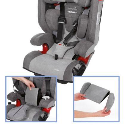 Вътрешни възглавнички за седалка