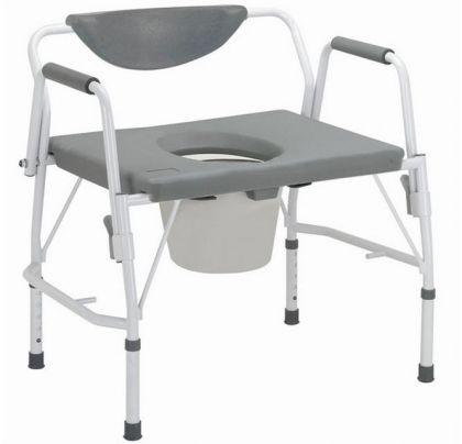 Комбиниран стол за тоалет и баня XXXL