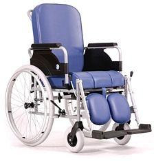 Тоалетна инвалидна количка Vermeiren 9300