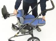 Количка за деца с увреждания БИНГО Еволюшън