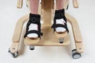 Триизмерни опори за ходилата за вертикализатор за деца с увреждания Котка