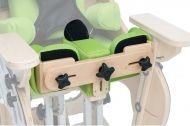 Стабилизатори за коленете  за терапевтичен стол за деца с увреждания ЗЕБРА