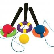 Дунапренени уреди за игра на топка