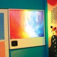 Звуков и светлинен панел
