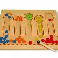 Магнитна табла за сортиране на цветове