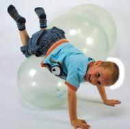 Прозрачна терапевтична топка