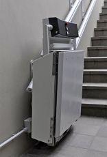 Стълбищна платформа за инвалидни колички ЛОГИК