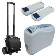 Portable oxygen concentrator INOGEN ONE G2 FOR RENT