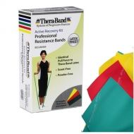 Thera-Band 1.5 meters Multi-Band Patient Pack Light-Heavy Latex Free