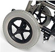 """Транспортни колела 12"""" за рингова инвалидна количка"""