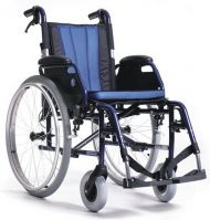 Manual wheelchair Vermeiren JAZZ B69