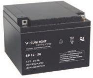 Batteries for power wheelchairs SUNLIGHT 12V/26Ah