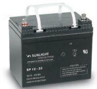 Batteries for power wheelchairs SUNLIGHT 12V/33Ah